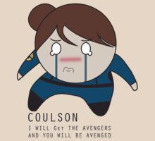 Maria Hill - COULSON! by FayelineFreaks