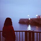 polignano evening avec bokeh by tobyharvard