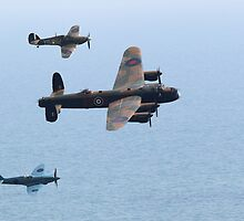 BBMF Fly By by Shane Ransom
