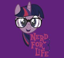 Nerd For Life by moysche