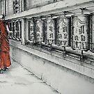 Prayers on Wheels by Sunayana