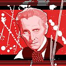 Peter Cushing by Paul Watts
