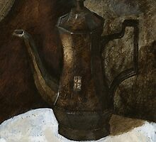 Coffee Pot by Mike Crawford