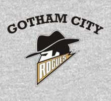 Gotham City Rogues by zorpzorp