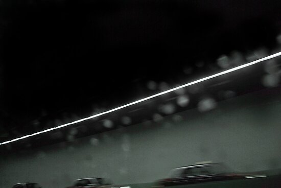 Tunnel in Hong Kong by Isabela M. Lamuño
