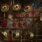 Steampunk - Job jitters by Mike  Savad