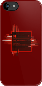 Adobe Flash Splash Screen by Kingofgraphics