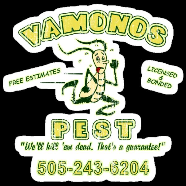 VAMONOS PEST [Distressed] by ottou812