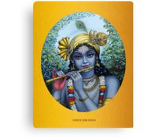 Krishna Canvas Print