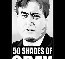 50 Shades of Ian Gray by Robin Brown