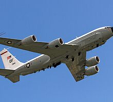 Boeing RC-135V Rivet Joint 64-14841/OF by Colin Smedley
