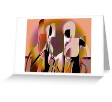 Lasting Attachments Greeting Card