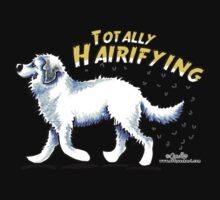 Great Pyrenees :: Totally Hairifying by offleashart