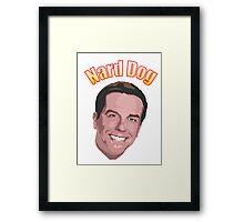 The Office - Nard Dog Framed Print
