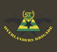 57th Overlanders Brigade by kgullholmen