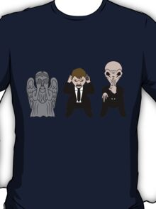 Three Wise Monsters T-Shirt