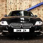 BMW Z4 coupe by Tim Topping