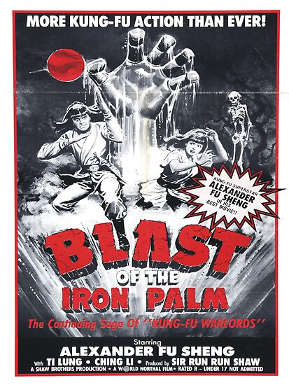 Iron Palm  by BUB THE ZOMBIE