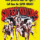 Super Ninjas by BUB THE ZOMBIE