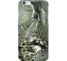 Contrast on Ice - I iPhone Case/Skin