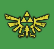 Hyrulian Tri Force by HighDesign