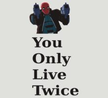 Jason Todd Inspired - You Only Live Twice shirt by Alex Russo