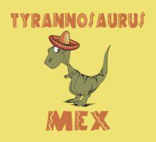 Tyrannosaurus Mex Kids Clothes