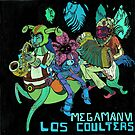 Megaman 6 Tribute by LosCoulters