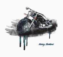 Harley Davidson by Svetlana Sewell