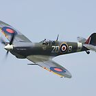 Supermarine Spitfire by mooneyes