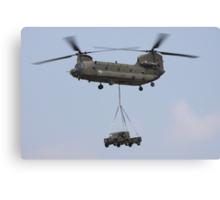 RAF Chinook Canvas Print