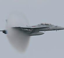F18 Hornet by mooneyes