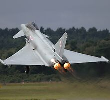 RAF Typhoon by mooneyes
