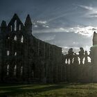 Whitby Abbey by Stephen Hall