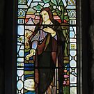 Kilmore Stained Glass 5 by WatscapePhoto