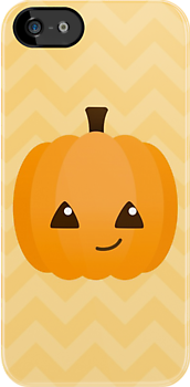 Cute Kawaii Jack o'Lantern  by runninragged