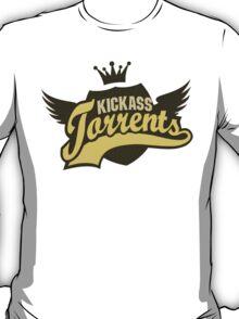 Kick Ass Torrents T-Shirt