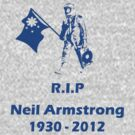 RIP Neil Armstrong by GrandClothing