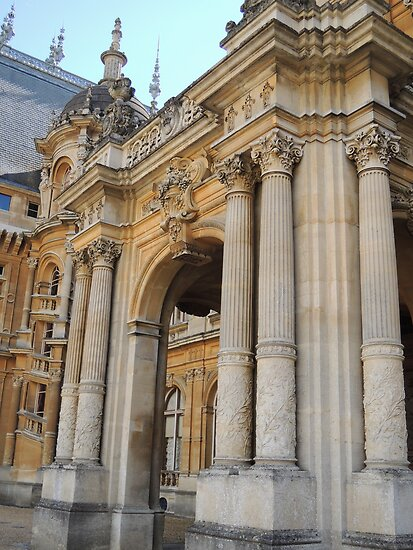 National Trust: Waddesdon Manor Entrance by CreativeEm
