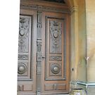 National Trust: Waddesdon Door by CreativeEm