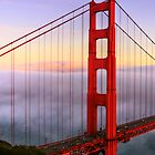 Golden Gate Bridge San Francisco by SimpsonBrothers