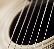 Acoustic Guitar by csztova