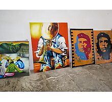 Paintings.  Photographic Print
