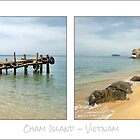 Cham Island - Vietnam by Malcolm Heberle