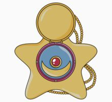 Star Locket by meatballhead