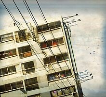 Urban Vibration by Michelle Clarke