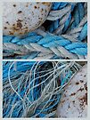 Tangled up in blue by athex