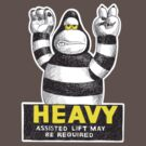 Heavy Ken by brettus