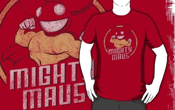 MightyMau5 by TeeKetch