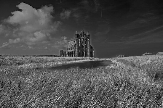 Whitby Abbey by JMChown